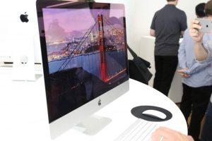 iMac 5Kディスプレイモデル