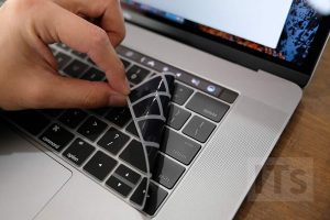 MacBook Pro Late 2016 キーボードカバー