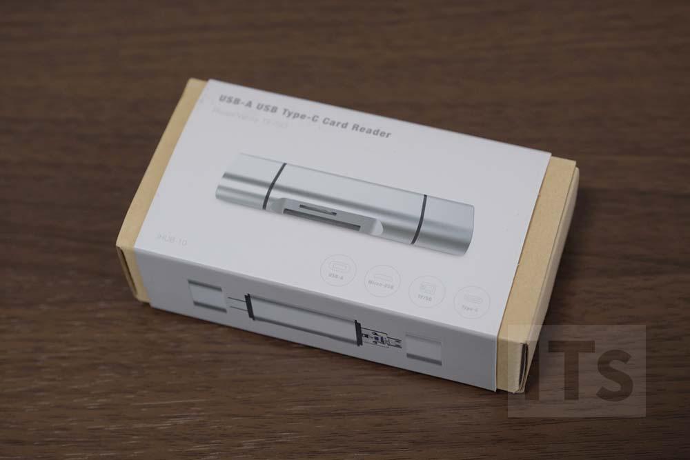 USB-C対応 SDカードリーダー