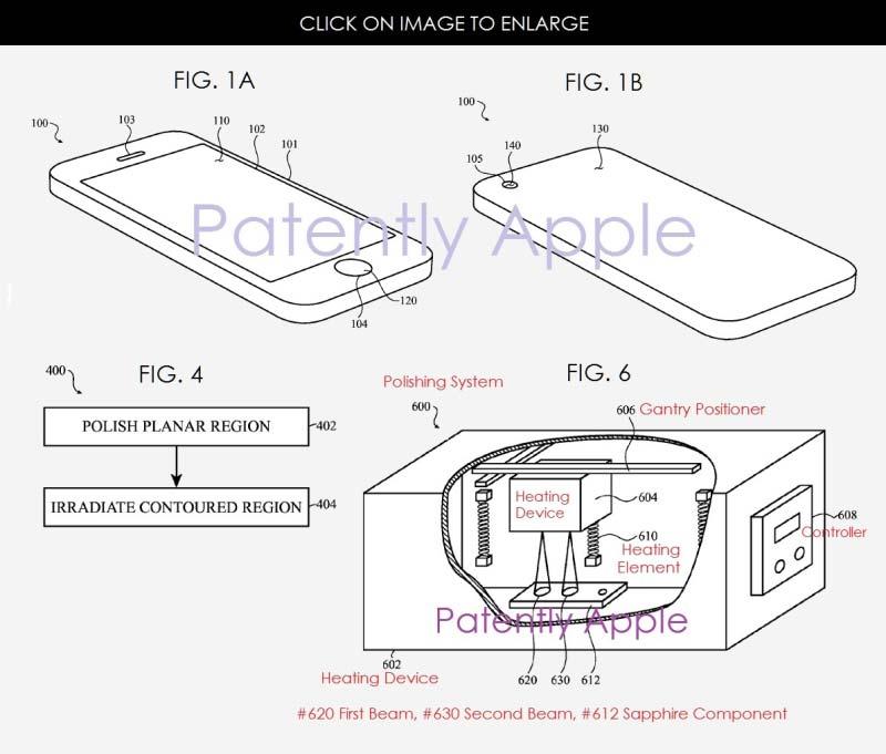 セラミック研磨 Apple特許