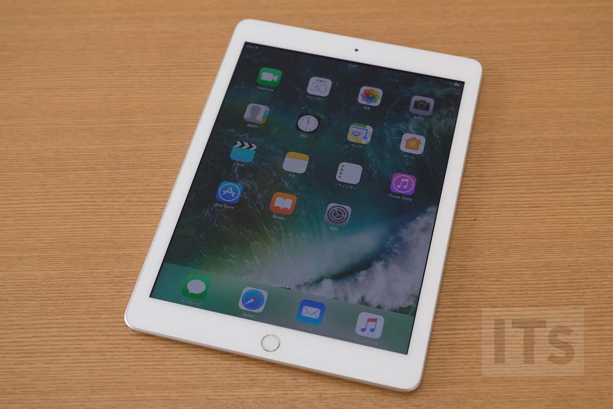 iPad 第5世代 外観