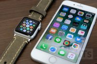 Apple WatchとiPhone7