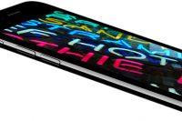 iPhone ディスプレイ
