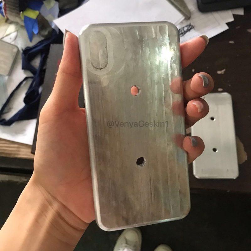 iPhone8 金型 背面部分