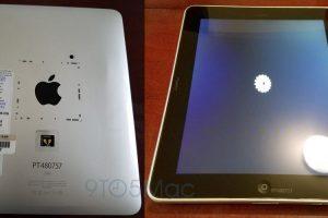 iPad 初代 試作機