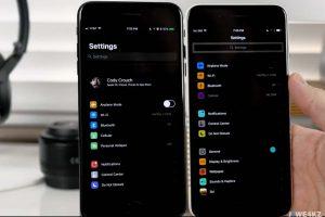 iOS11 新しくなった「色の反転」モード