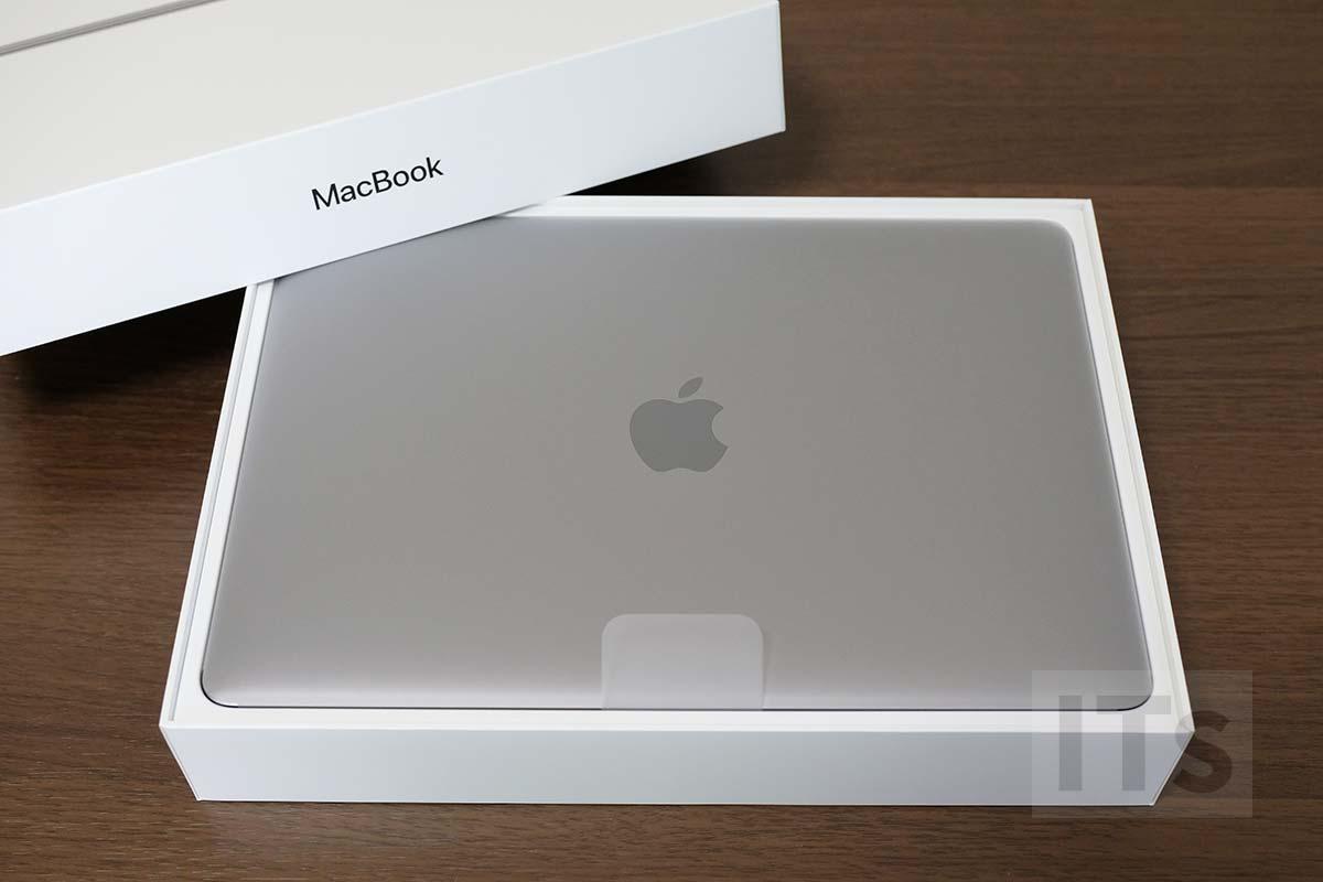 MacBook 2017 開封