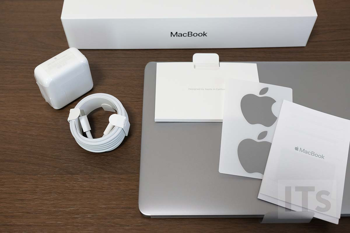 MacBook 2017 付属品