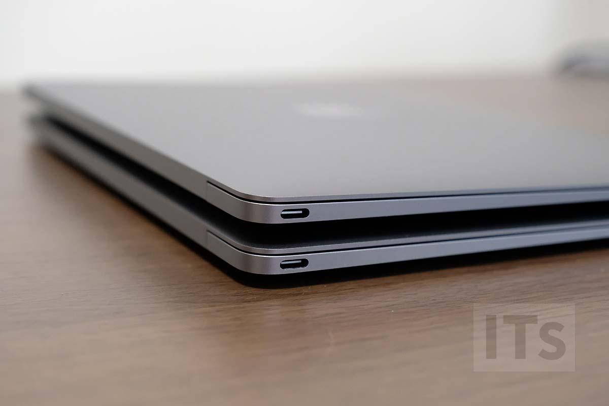 MacBook 新旧比較2