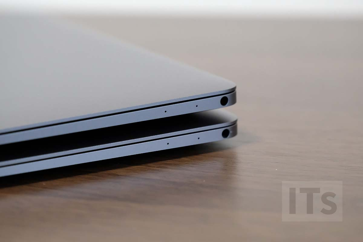 MacBook 新旧比較3