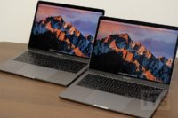 13インチMacBook Pro 2017