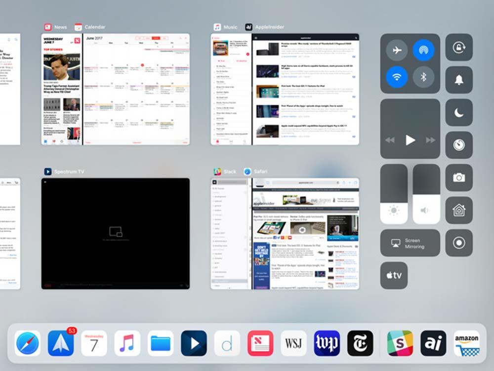 iOS11 Appスイッチャー