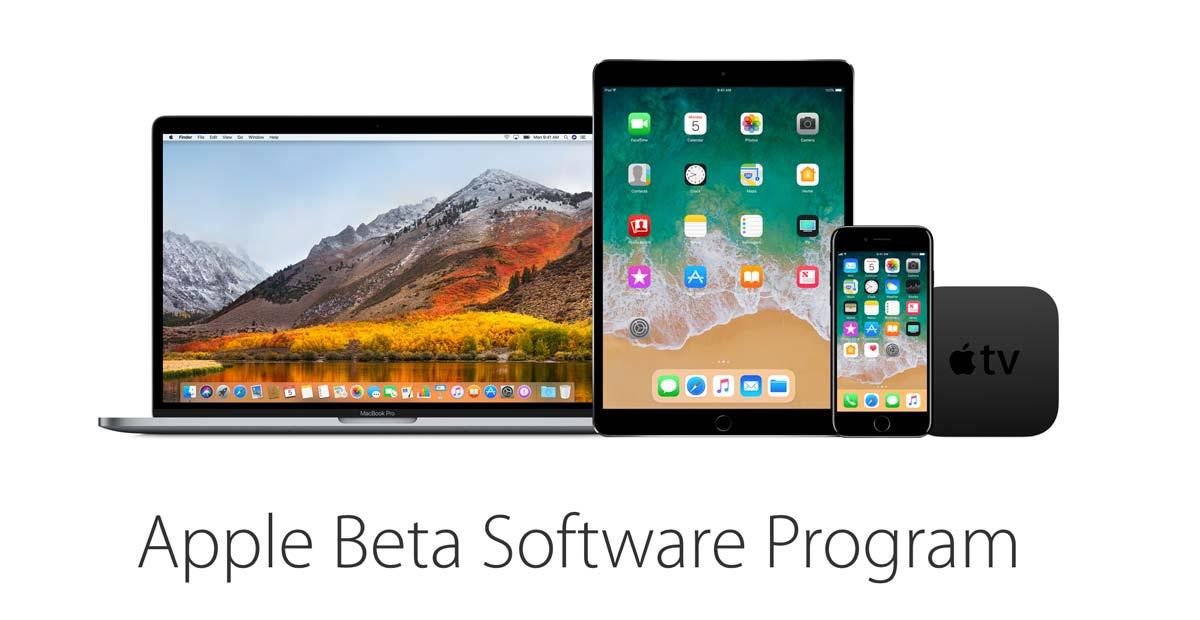 iOS11 Public Beta