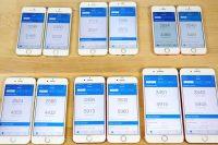 iOS11とiOS10.3.2のCPuベンチマークスコア