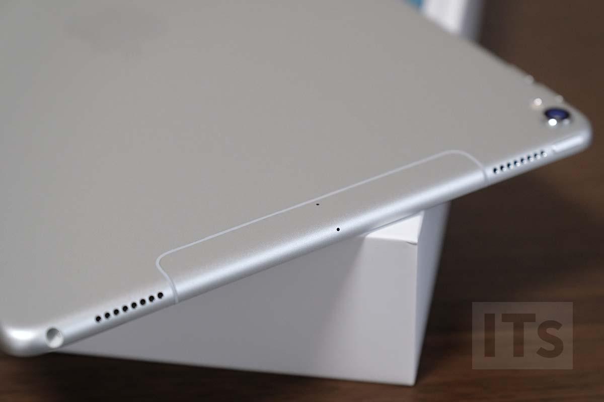 iPad Pro 10.5 アンテナライン