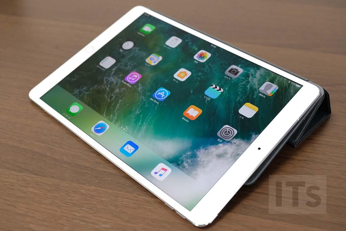 iPad Pro 10.5 イラストモード