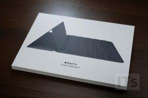 10.5インチ iPad Pro スマートキーボード パッケージ表