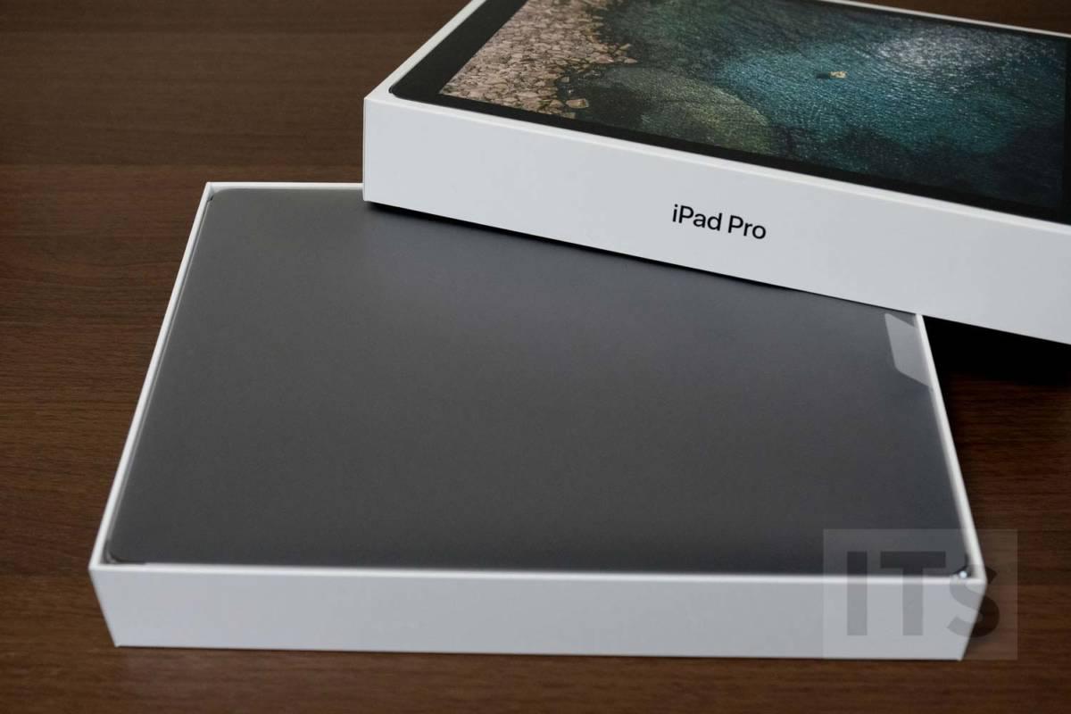 iPad Pro 12.9(第2世代)開封
