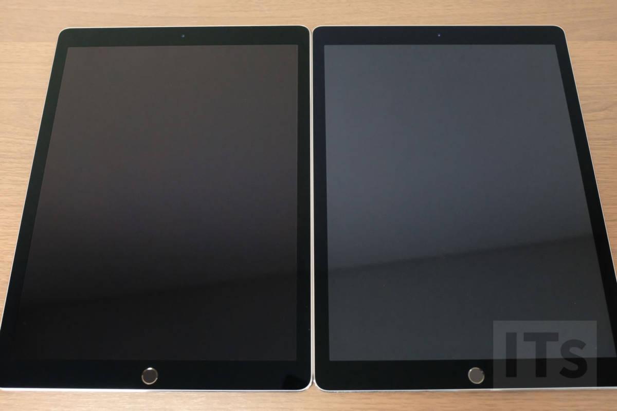 iPad Pro(第2世代)画面の反射