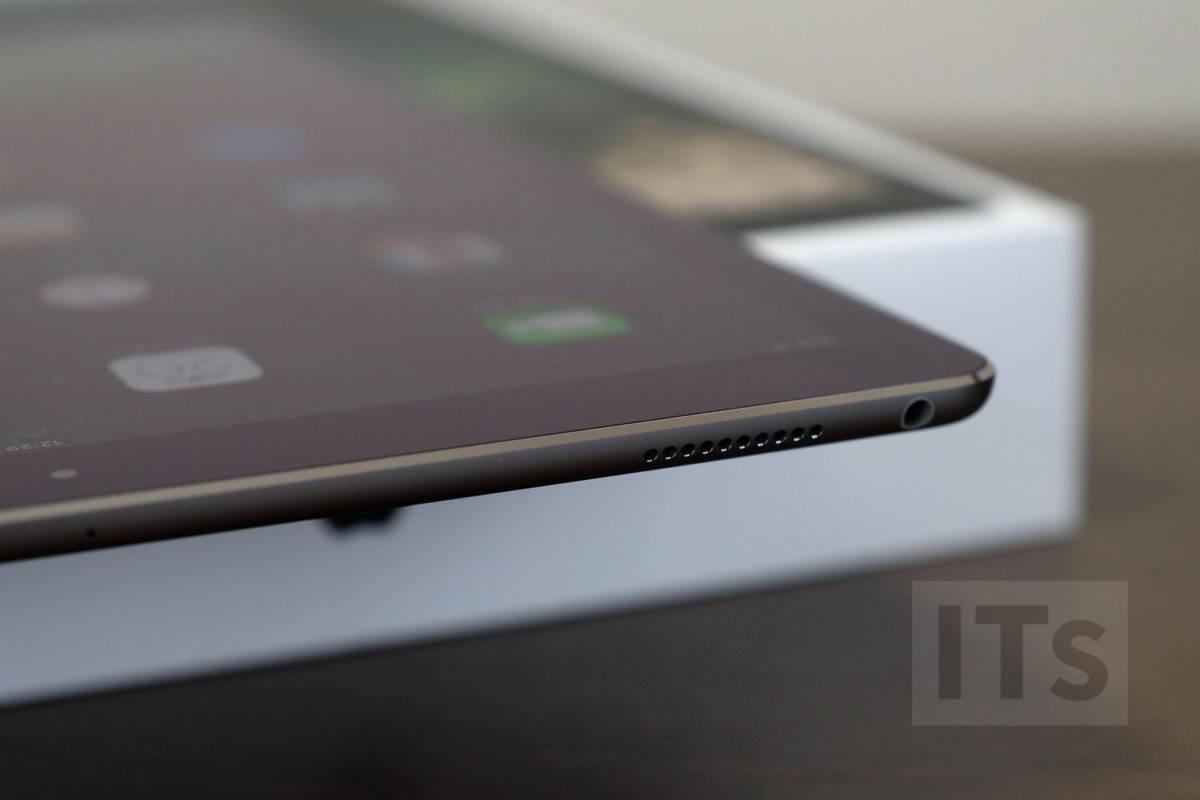 iPad Pro 12.9(第2世代)ヘッドフォンジャック