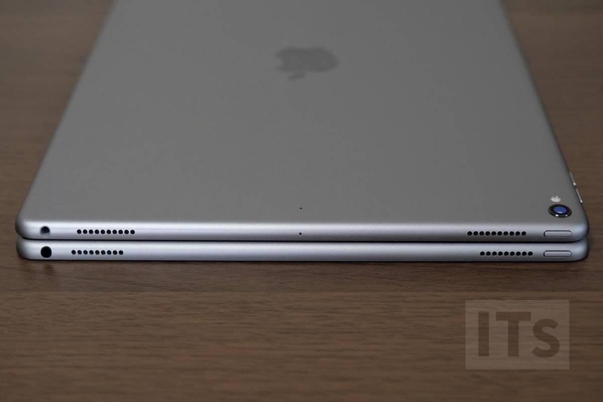 iPad Pro 12.9(第2世代)と(第1世代)外観比較2