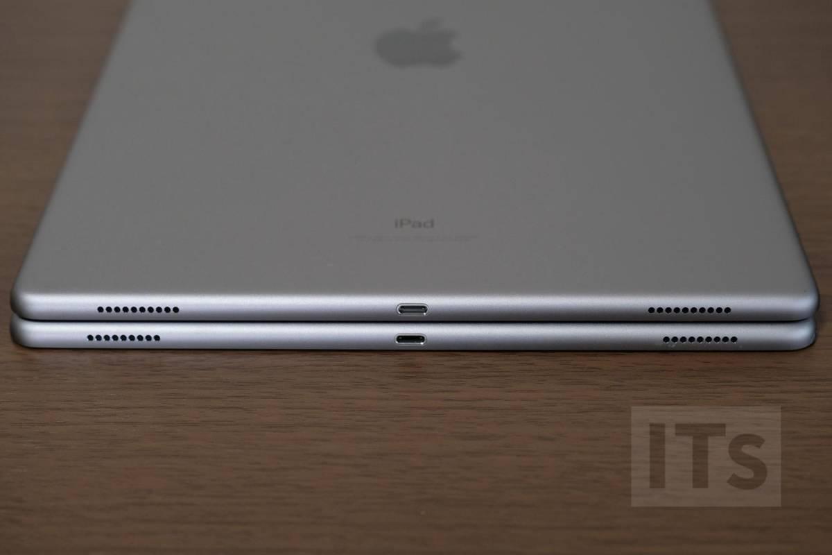 iPad Pro 12.9(第2世代)と(第1世代)外観比較3