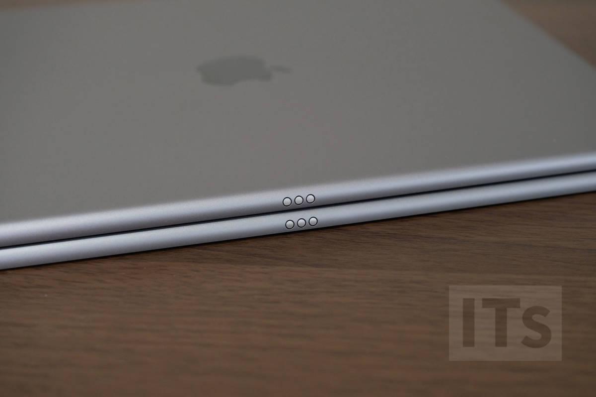 iPad Pro 12.9(第2世代)と(第1世代)外観比較5