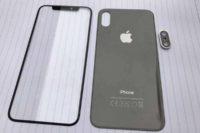 iPhone8 パネル リーク画像