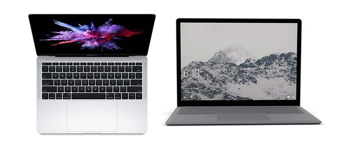 MacBook ProとWindows