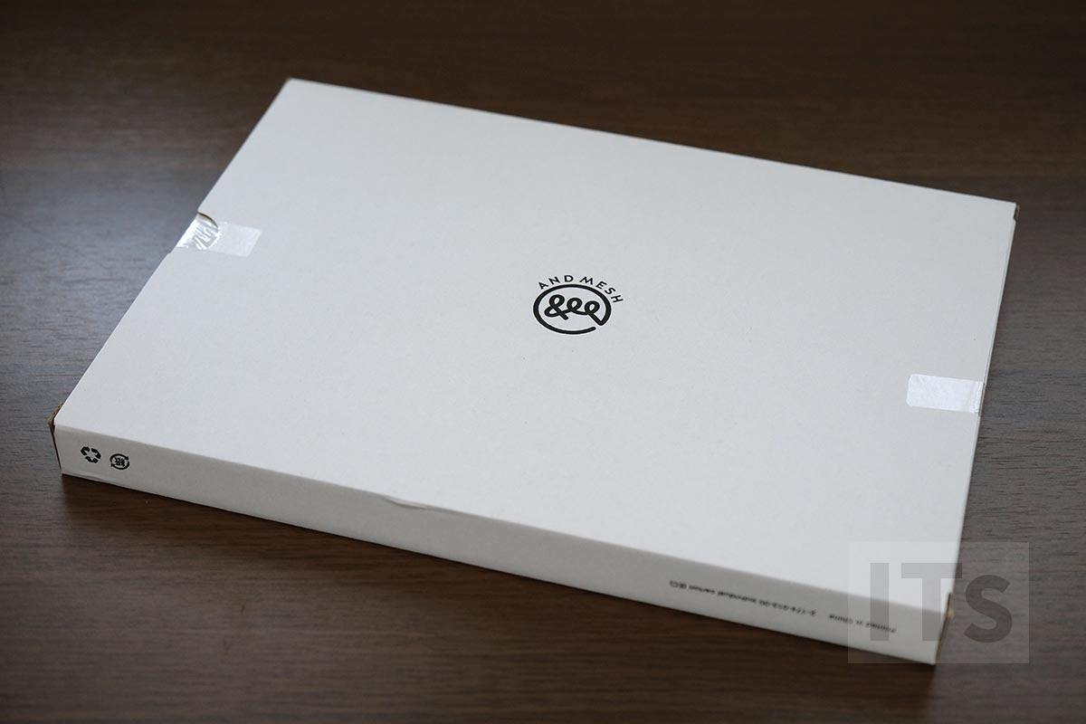 AndMesh 13インチMacBook Pro 梱包