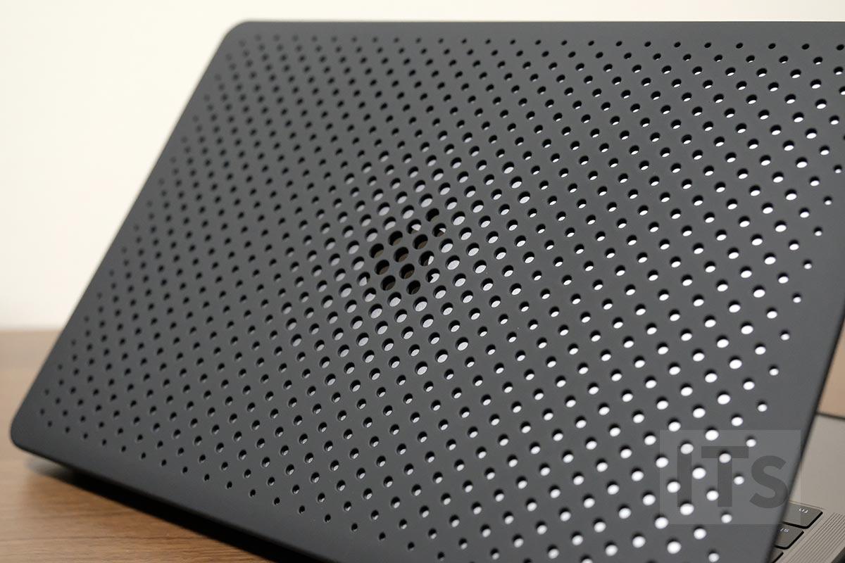 13インチMacBook Pro AndMeshメッシュケース Appleロゴ