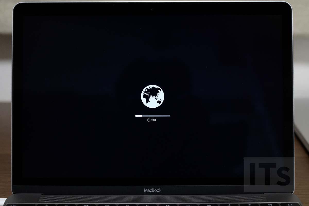 インターネットリカバリ macOS
