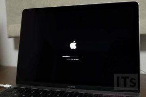 macOS 初期化