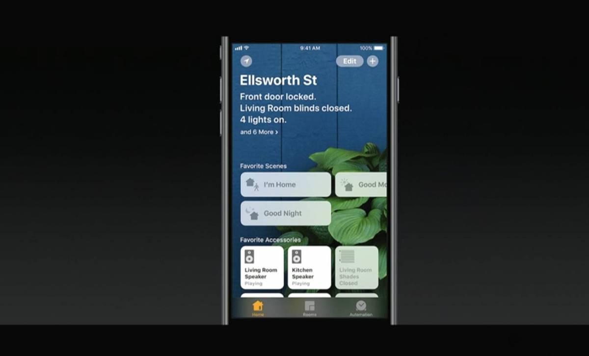 iOS11 Homekit
