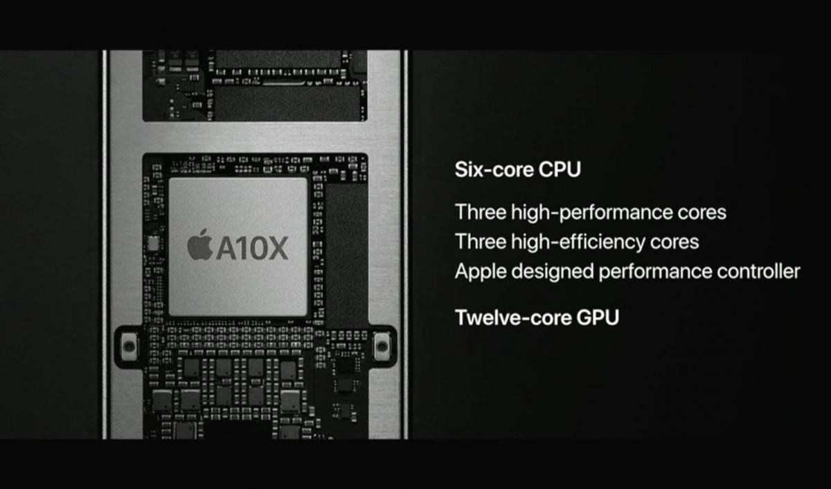 iPad Pro A10X Fusion