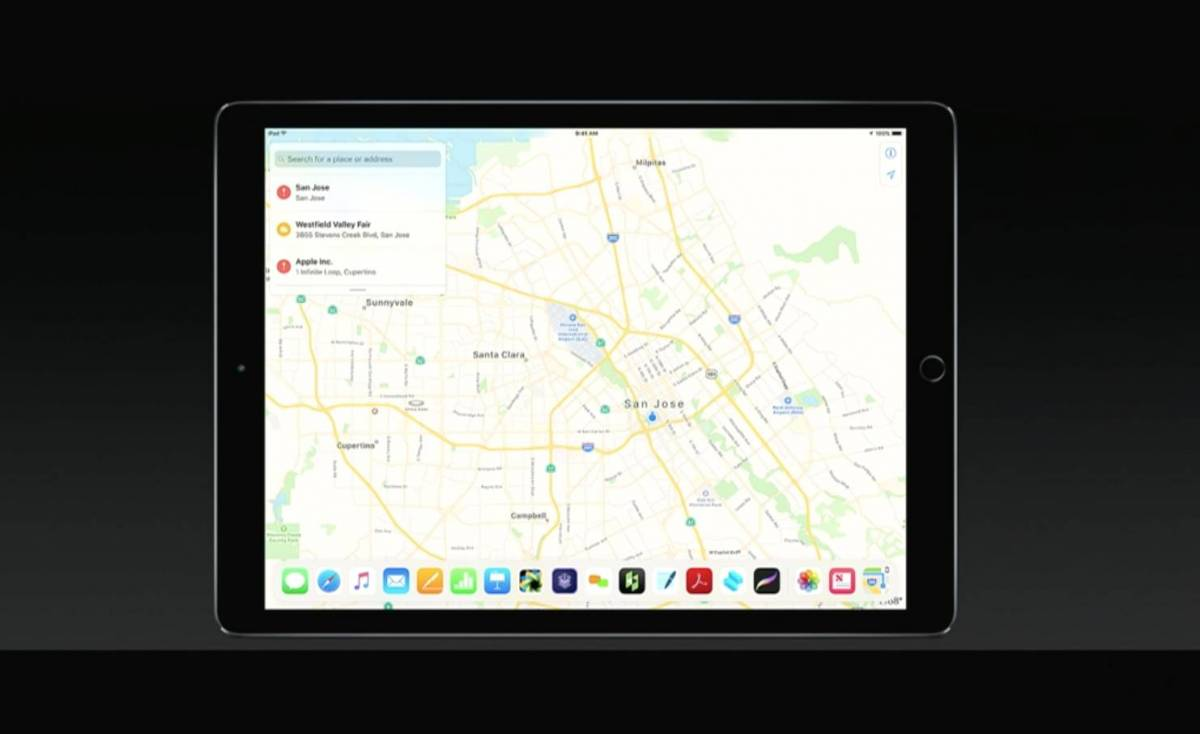 iOS11 Dockからマルチタスキング