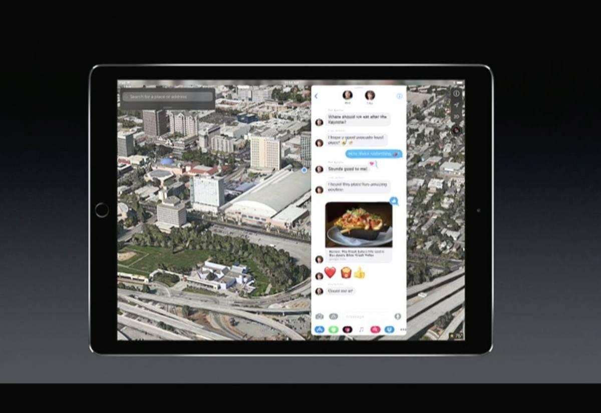 iOS11 iPad