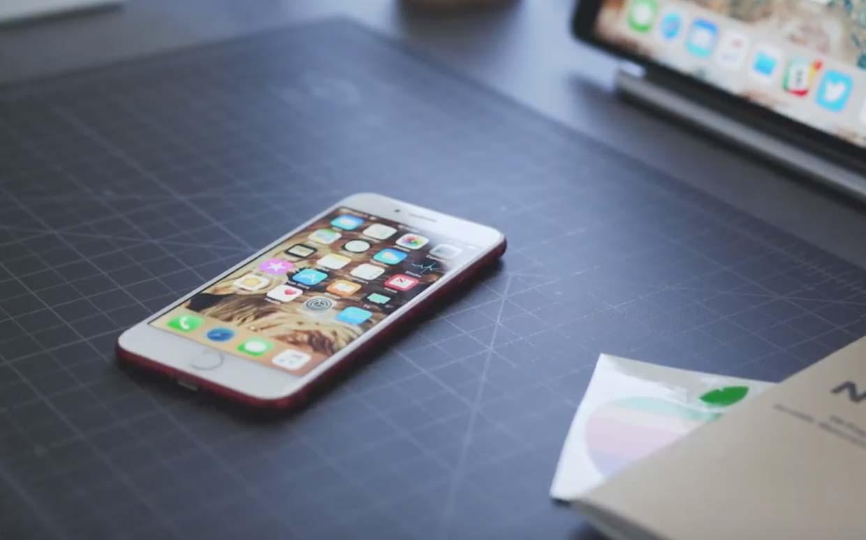 iPhone 7 iOS11