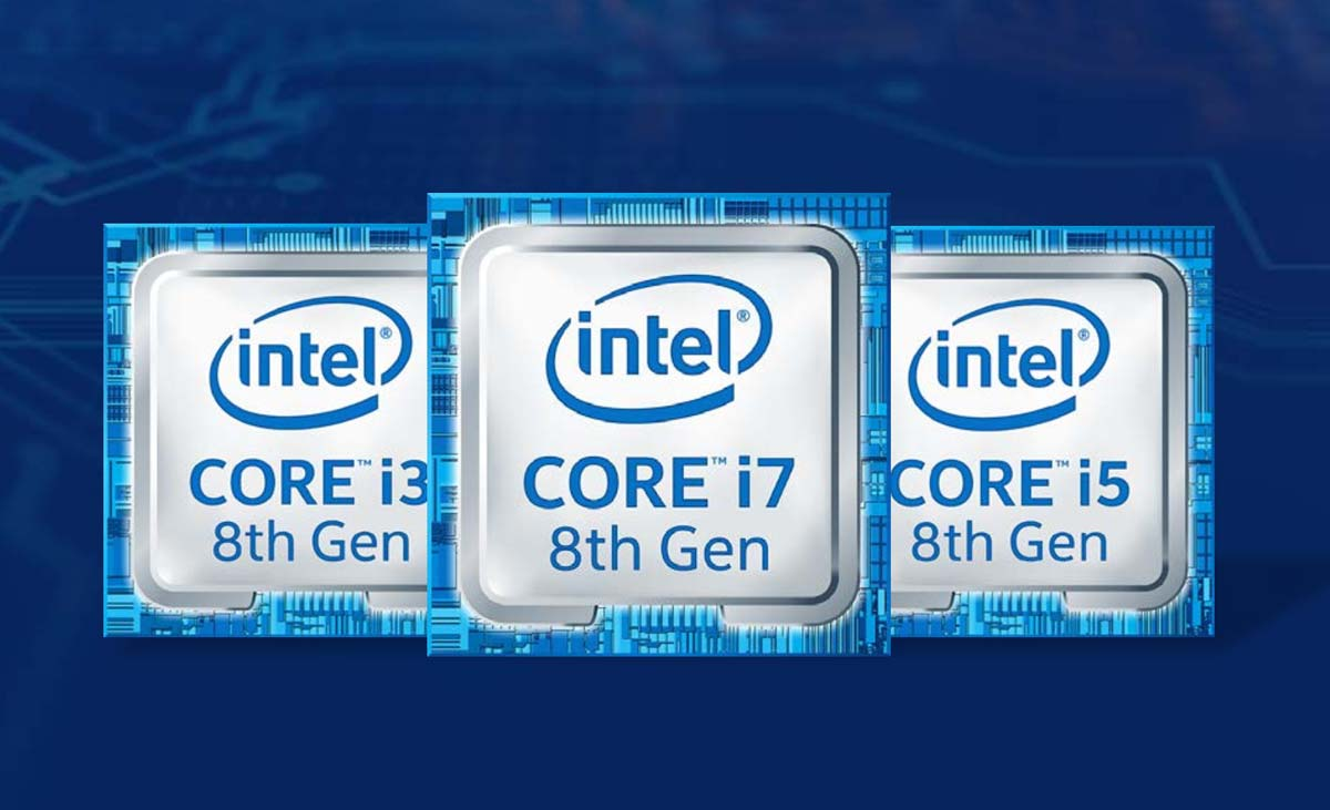INTEL 8th Gen Intel Core Processor