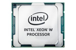 Xeon-Wプロセッサ