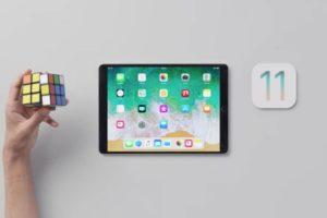 iOS11とiPad Pro