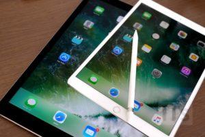 iPad Pro 10.5インチと12.9インチ