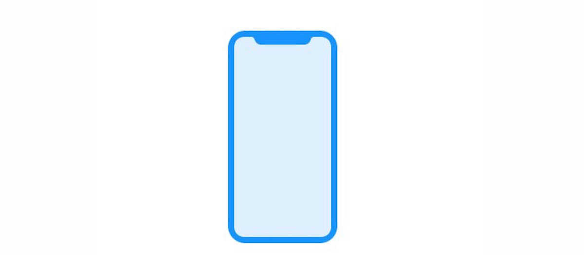 iPhone8 アイコンデザイン