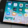 iOS11 スクリーンショット撮影