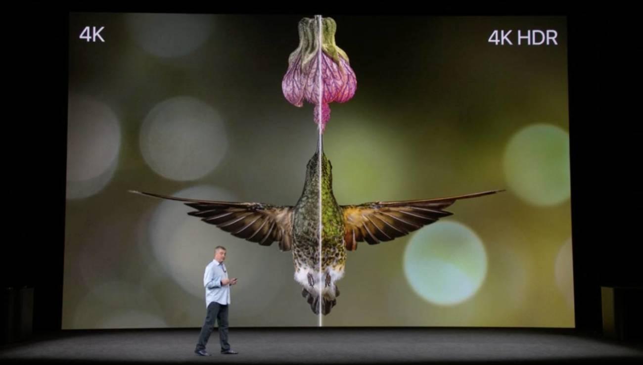 AppleTV 4K HDR