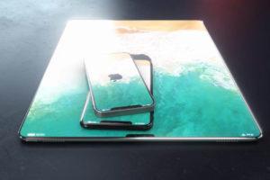 iPhone SE ベゼルレスデザイン