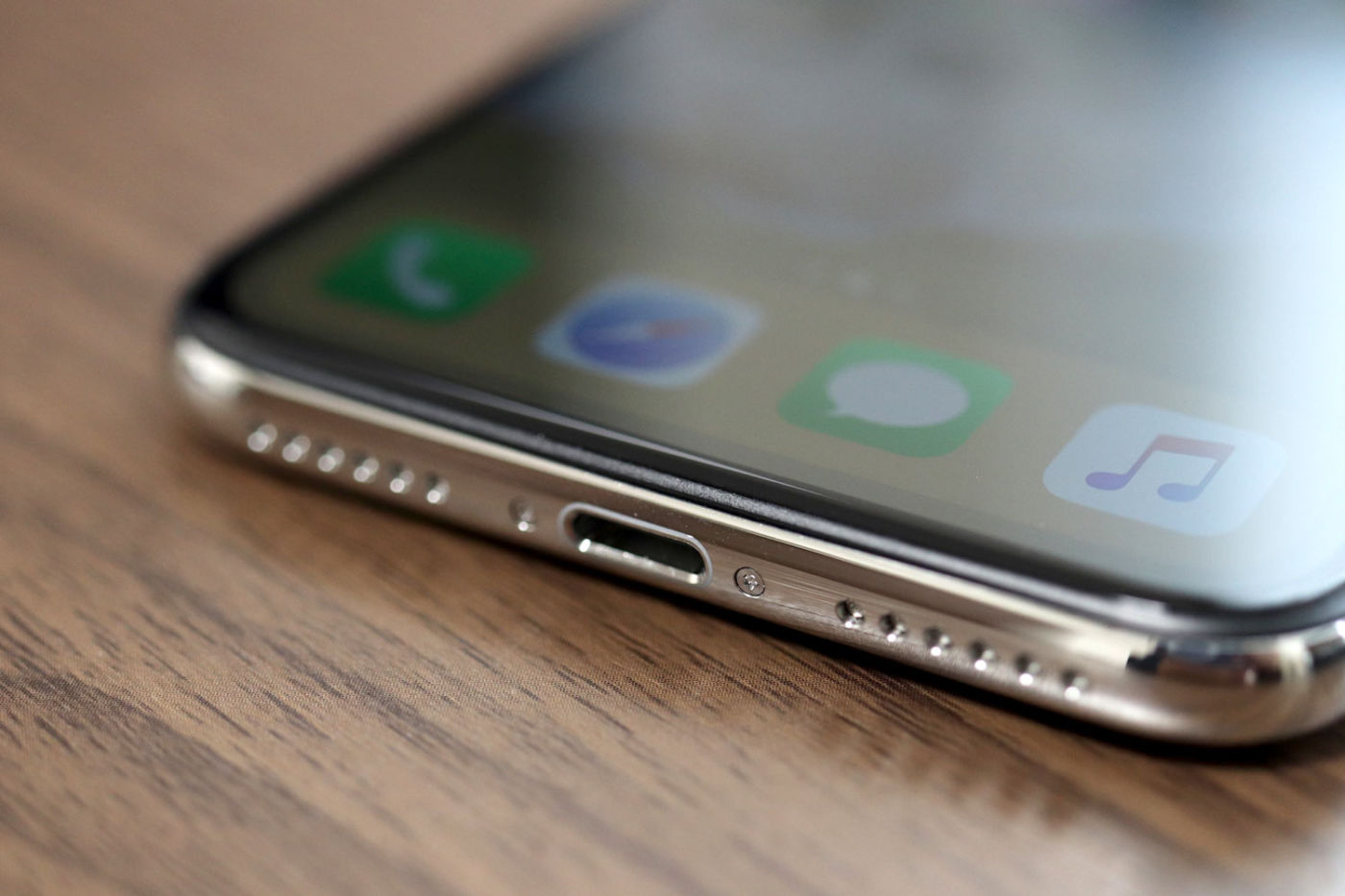iPhone X ステンレスフレーム