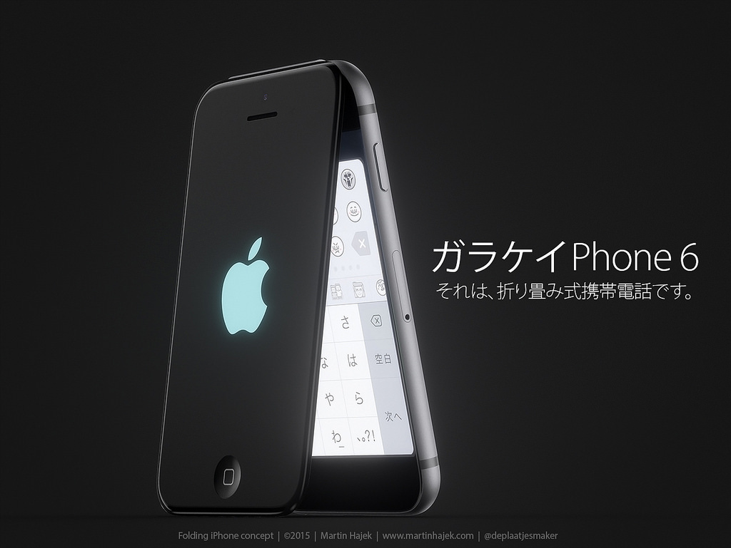 ガラケイPhone 6