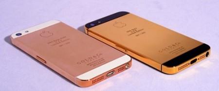 iPad mini 24金メッキ ローズゴールド iPhone5