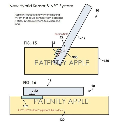 NFC Dock iPhone